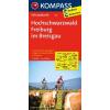 Hochschwarzwald - Freiburg im Breisgau kerékpártérkép - Kompass FK 3112