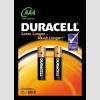DURACELL BSC 2 db AAA elem