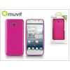 Muvit Huawei Ascend G510 hátlap - Muvit miniGel - pink