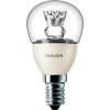 Philips MASTER LED LUSTER 230V D 4W (25W) 250LM E14 827 P45 CLEAR LOTUS EAN: 8718291669913