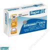 Rapid Tűzőkapocs, 26/6, horganyzott, RAPID Strong (E24861400)