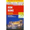 Róma vízhatlan várostérkép tömegközlekedéssel - Marco Polo