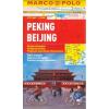 Peking vízhatlan várostérkép tömegközlekedéssel - Marco Polo