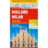 Milano vízhatlan várostérkép tömegközlekedéssel - Marco Polo