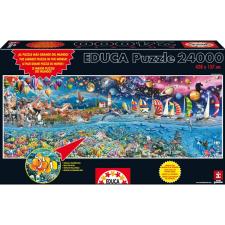 Educa Élet 24000 db-os puzzle puzzle, kirakós
