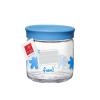 Bormioli Rocco 04265 Üveg tetővel kék