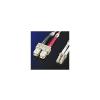 ROLINE Cable ROLINE OPTIKAI 62,5 LC/SC 1m