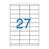 VICTORIA uni. 70x30mm 2700db/cs | Általános etikettek