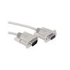 ROLINE Cable ROLINE Soros RS-232 hosszabbító M/F 9m