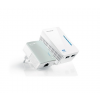 TP-Link NET TP-LINK TL-WPA4220 Wireless Powerline Adapter Kit