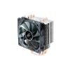 Deepcool CPU Cooler - GAMMAXX 400 (21,4-32,1dB; max. 102,43 m3/h; 4pin csatlakozó; 4 db heatpipe, 12cm, PWM, Kék LED)