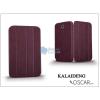 Kalaideng Samsung N5100 Galaxy Note 8.0 tok (Book Case) - Kalaideng Oscar Series - dark red