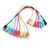 4world USB 2.0 kábel MICRO 5pin  AM /B MICRO transfer/töltőhöz 1.0m narancssárga