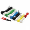 LogiLink Kábel gyorskötöző szett, 600db