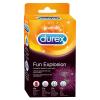 Durex Durex Fun Explosion óvszer mix (10db)