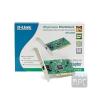 D-Link DGE-528T PCI 10/100/1000Mbps hálózati kártya low profile