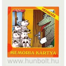 Memória kártya, Magyar népmesék puzzle, kirakós