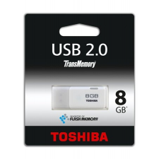 Toshiba Pendrive, 8GB, USB 2.0, 18/5MB/sec, TOSHIBA