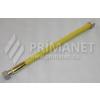 Flexi gáztömlő 1/2-1/2 BB 500/1000 sárga bevonat