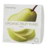 Bio Clearspring Bio Gyümölcspüré, körte 2x100 g