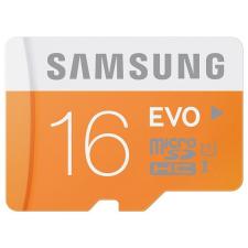 Samsung EVO MicroSDHC 16GB (class 10) + adapter memóriakártya