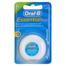 ORAL B Essential Floss fogselyem fogselyem