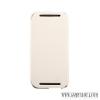 Kalaideng HTC One M8 Flip bőr tok,Fehér