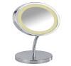 WENKO 365755 Kozmetikai tükör Brolo LED vílágítással fürdőszoba kiegészítő