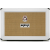 Orange PPC212 2 x 12 Closed Back Cabinet, Limited Edition White