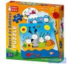 Bogyó és Babóca Babapuzzle puzzle, kirakós