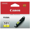 Canon CLI-551 Y YELLOW INK TANK (6511B001)