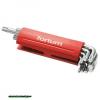 torx kulcs klt. 9db, hosszú, T10-50, S2, 10db/cse; T10-T15-T20-T25-T27-T30-T40-T45-T50, műanyag markolat