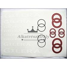 GILERA MATRICA KLT. GILERA FEHÉR-PIROS / GILERA - UNIVERZÁLIS egyéb motorkerékpár alkatrész