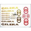 GILERA MATRICA KLT. GILERA ARANY-PIROS / UNIVERZÁLIS
