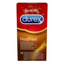 Durex Durex Real Feel - latexmentes óvszer (10db) óvszer