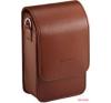 Samsung EK GC100  táska, bordó fényképezőgép tok