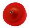 Menetes polírkorong piros extrafinom 150x50 barkácsolás, csiszolás, rögzítés
