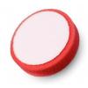 Tépőzáras piros polírozó korong extrafinom 200x30