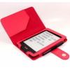 C-Tech Protect Amazon Kindle Paperwhite piros tok WAKE/SLEEP (AKC-06R)