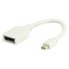 Valueline mini DisplayPort - DisplayPort átalakító