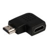 Valueline HDMI sarok adapter jobbos