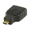Valueline micro HDMI - HDMI átalakító (VGVP34907B)
