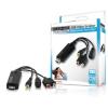 König Audio-video USB digitalizáló