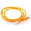 Gembird UTP Cat5e patch kábel 2m - narancssárga