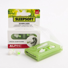 Alpine füldugó Alpine SleepSoft+ Füldugó alváshoz, tanuláshoz