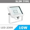 - Design LED reflektor Tini (fényes fehér) - 11 Watt term. fehér
