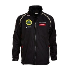 LOTUS F1 TEAM UNISEX REPLICA RAIN JACKET - XL