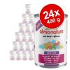 Almo Nature Daily Menu gazdaságos csomag 24 x 400 g - Nyúl
