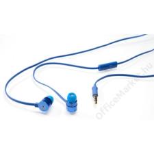 Verbatim Füllhallgató, aktív, mikrofonnal, VERBATIM, kék (VHS19) headset & mikrofon