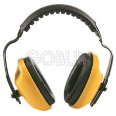 Earline® MAX 400 sárga fültok párnázott fejpánttal (SNR 25dB)